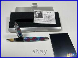 Archived ACME Studio Siena 9 FOUNTAIN Pen by Architect Michael Graves NEW