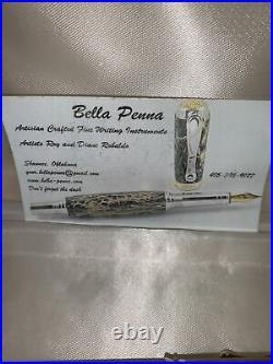 Bella Penna Fountain Pen By Roy Robaldo