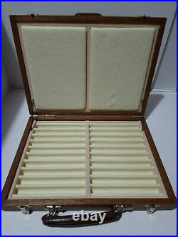 Collection Sell-out! Custom Hand Made Fountain Pen Storage Display Box