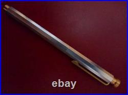 Custom Improved Nobres Hand-Made Pen Super Duralumin Hexagonal Axis Germany