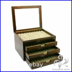 Fountain Pen Box Toyooka Craft Fountain Pen Box Kingdom Note for 40 pieces