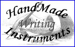 Handmade Amboyna Burl Wood Writing Rollerball Or Fountain Pen SEE VIDEO 1056a