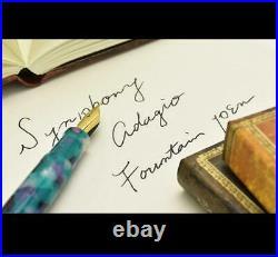 Handmade By Craftsmen Nib Made Schmidt Pent/Pent High-End Fountain Pen Fine