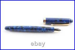 Handmade Fountain Pen Ballpoint Set Onishi Manufacturing Co. Ltd. Blue