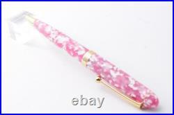 Handmade Fountain Pen Ballpoint Set Onishi Manufacturing Co. Ltd. Pink