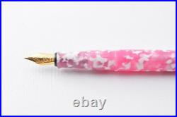 Handmade Fountain Pen Ballpoint Set Onishi Manufacturing Co. Ltd. Pink