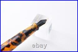 Handmade Fountain Pen Onishi Manufacturing Co. Ltd. Tortoiseshell