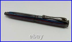 Handmade Gunmetal Fountain Pen