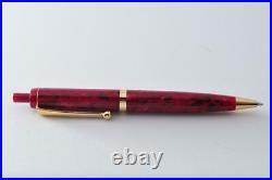 Handmade Handmade Mechanical Pencil Onishi Seisakusho Red