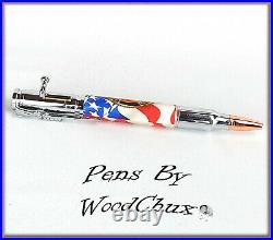 Handmade Pen Marines Deer Hunter Bolt Action Hunting Marine SEE VIDEO 834