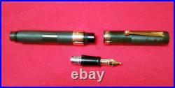 OHASHIDO Fountain Pen J. S. U Nib Gold 14K Hand made Japan Sendai