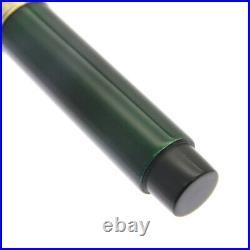 OHASIDO Handmade Ebonite Short size Jewel beetle coating Green Fountain pen