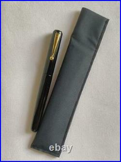 Ohashido Fountain Pen Handmade Ebonite Made in Japan Nib Gold 14K Soft Medium