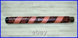 Ohashido Fountain Pen Rare Handmade Hemp Made in Japan Nib Gold 14K Fine