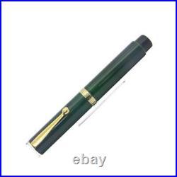 Ohasido Ohashi-Do Hall Fountain Pen Handmade Coaxial Model Thick Axis Short Size