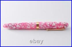 Ohnishi-Seisakusho Fountain Pen Handmade Cherry Tree Pink Japan Nib Steel Fine