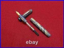 Ranga Ebonite Fountain Pen-model 3c-german Jowo/schmidt Nib&converter-10 Color
