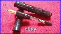 Ranga Japan Style Premium Ebonite Giant Bamboo Fountain Pen-german Nib&converter