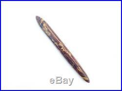 Ranga Premium Ebonite Fountain Pen- Giant 9b -german Jowo/bock Nib & Converter