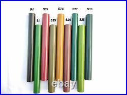 Ranga Premium Ebonite Fountain Pen-model4cs-german Jowo/bock Screw Nib&converter