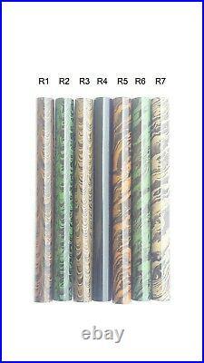 Ranga Premium Ebonite Fountain Pen-model4s-german Jowo/bock Screw Nib&converter