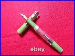Ranga -zeal-premium Ebonite Acrylic Fountain Pen- 10 Colors-jowo/ Schmidt Nib