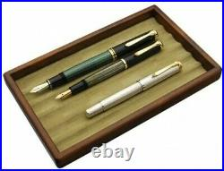 Toyooka Craft Fountain Pen Case Stationery Pen Tray for 6 Japan