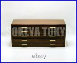 Toyooka Craft Fountainpen Box for 100 pens W474 x D210 x H212mm