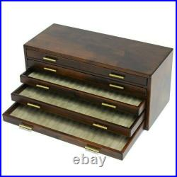 Toyooka Craft Kingdom Note Bespoke Fountain Pen BOX For 100 Pens Fast
