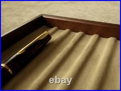 Toyooka Craft Pen tray S sc101 Fountain pen Brushed cloth Stackable 6 pieces × 5