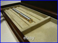 Toyooka Craft Wooden Fountain Pen Case SC35 made in Japan