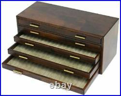 Toyooka craft Fountain pen box KINGDOM note bespoke for 100 pens